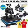 More images of 5 in 1 Combo Heat Press 5in1 Machine UK Press Multi Transfer Sublimation Print