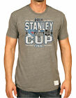 New York Rangers Los Angeles Kings Retro Brand 2014 Stanley Cup Finals T-Shirt