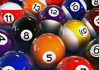 250905 Pool Snooker Billiards Balls  WALL PRINT POSTER CA $32.64 USD on eBay
