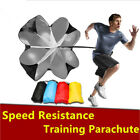 """1Pc Speed running power Chute resistance exercise training parachute 56"""" Sports"""