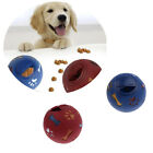 Dog Puppy Home Alone Pet Interactive Play Toy Ball Food Dispenser Clean Teeth