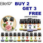 Elite99 Essential Oil 100% Pure Nature Aroma 10ml For Essential Oils Diffuser Uk