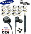 Orginal Samsung OEM AKG Stereo Headphones Headphone Earphones In Ear Earbuds Lot
