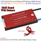 20S 25A 35A 45A 60A 60V LiFePO4 LFP Battery Protect Management System W Balance