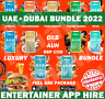More images of Dubai Entertainer 2020 LUXURY Bundle *FINE DINING + ATTRACTIONS* 8 Day App Rent