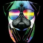 DJ Pug Size Youth Small-6 X Large T Shirt Pick  Size image