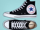 Converse Chuck Taylor All Star Oversized Logo High Top Men's Shoes Comfy Sneaker