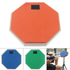 8 Inch Soft Rubber Dumb Pad Practice Pad Mat Plate Jazz Drums Drumming Silencer