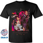 James Bond 007 No time To Die 2020 Movie Poster Black T-shirt Size S M L XL 2XL $12.95 USD on eBay