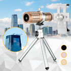 12x Optical Zoom Lens Telescope Telephoto + Tripod+ Clip For Universal Phone image