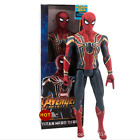 Marvel The Avengers Superheld Spiderman Action Figur Figuren Spielzeug 30cm DE
