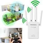 AC1200 WiFi Repeater Wireless 300m Extender Router Dual Booster Band Gigabit Hot
