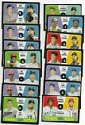 2020 Topps HERITAGE THEN AND NOW INSERTS **YOU PICK**