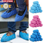 100-300PCS Non Woven Fabric Disposable Shoe Covers Cleaning Overshoes Protect