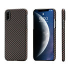 For iPhone XS Case Slim Magnetic Cover Bulletproof Material Aramid Fiber PITAKA