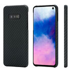 For Samsung Galaxy S10/S10Plus/S10e Magnetic Case 3D Grip Armaid Fiber PITAKA