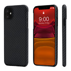 For iPhone 11/11 Pro/11 Pro Max Slim Magnetic Case PITAKA Aramid Fiber Cover
