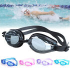 Swimming Goggles Anti-fog Swimming Water Pool Glasses Unisex Adjustable Eye Wear