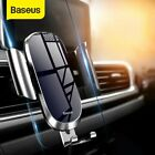 Baseus Gravity Car Phone Holder CD Slot Air Vent Mount for iPhone 11
