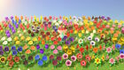 Animal Crossing New Horizons ALL FLOWER BUDS Rose Cosmo Tulip Pansy Hyacinth