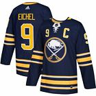Jack Eichel Buffalo Sabres adidas Home Authentic Player Jersey Navy