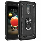 For LG Phoenix 4/Rebel 4 LTE /Fortune 2/Zone 4 Case Cover+Full Screen Protector