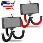 Universal Cell Phone Holder Flexible Octopus Tripod Bracket Selfie Stand Monopod