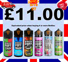 Moreish Puff E Liquid 100ml 0mg Vape Juice