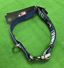 Los Angeles Chargers NFL football dog collar licensed pet $10.88 USD on eBay