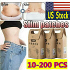 Strongest Weight Loss Slimming Diets Slim Patch Pads Detox Adhesive Sheet Lot $6.99 USD on eBay