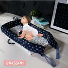Kyпить Portable Babynest Pod Breathable Cotton Bionic Bednest Launger Crib High Quality на еВаy.соm