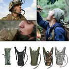 Hydration Pack + 3L Water Bladder Bag Tactical Backpack Hiking Camping Outdoor