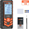 More images of Laser Measure,LOMVUM 164ft 50m Digital Laser Distance Meter with Mute Function
