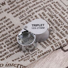 FixedPricetriplet jewelers eye loupe magnifier magnify glass jewelry diamond with box rsde