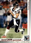 2002 Pacific Heads Update Red Houston Texans Football Card #72 David Carr $0.99 USD on eBay