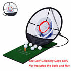 Indoor Outdoor Golf Practice Net Training Aid Golf-Chipping Pitching Cage