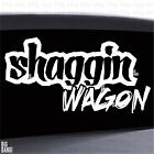 Shaggin' Wagon Mafia Decal Sticker Vinyl Window funny for kia Soul scion XB $15.84 USD on eBay