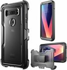 For LG V30 V30s V30 Plus V35 V35 ThinQ, i-Blason Magma Screen Case Holster Cover