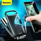 Baseus 15W Intelligent Infrared Wireless Charger Car Mount for Air Vent