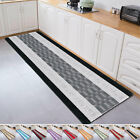 Non Slip Kitchen & Hallway Runner Rug Large Living Room Floor Carpet Small Mats
