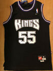 Kyпить NWT 55 Jason Williams Sacramento Kings Throwback Sewn Mens Swingman BLACK Jersey на еВаy.соm
