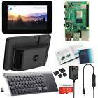"Vilros Raspberry Pi 4 Desktop Kit with Official 7 Inch Touchscreen 10"" Keyboard"