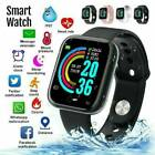 Smart Watch Y68 Waterproof Heart Rate Tracker Fitness Wristband for IOS Android.