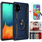 For Samsung Galaxy A51 A71 4g Stand Hard Shockproof Cover Case+ Screen Protector