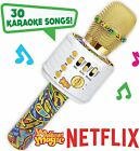 Motown Magic Bluetooth Karaoke Microphone Perfect Christmas Gifts for Kids, Toy