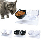 Pet Supplies With Raised Stand Cat drinking Bowls Food Feeder Accessories