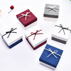 Unisex Exquisite Jewelry Watch Box Bow Gifts Paper Packing Storage Holder Gift