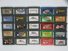 Nintendo Gameboy Advance Games - Various Titles - Zelda Mario Pokemon Mario
