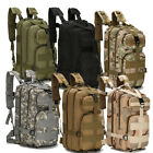 Military Molle Camping Backpack Camping Hiking Travel Tactical Bag 28l Outdoor