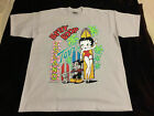 Betty Boop Island Tour Surf t shirt heavy cotton all size $26.75 CAD on eBay